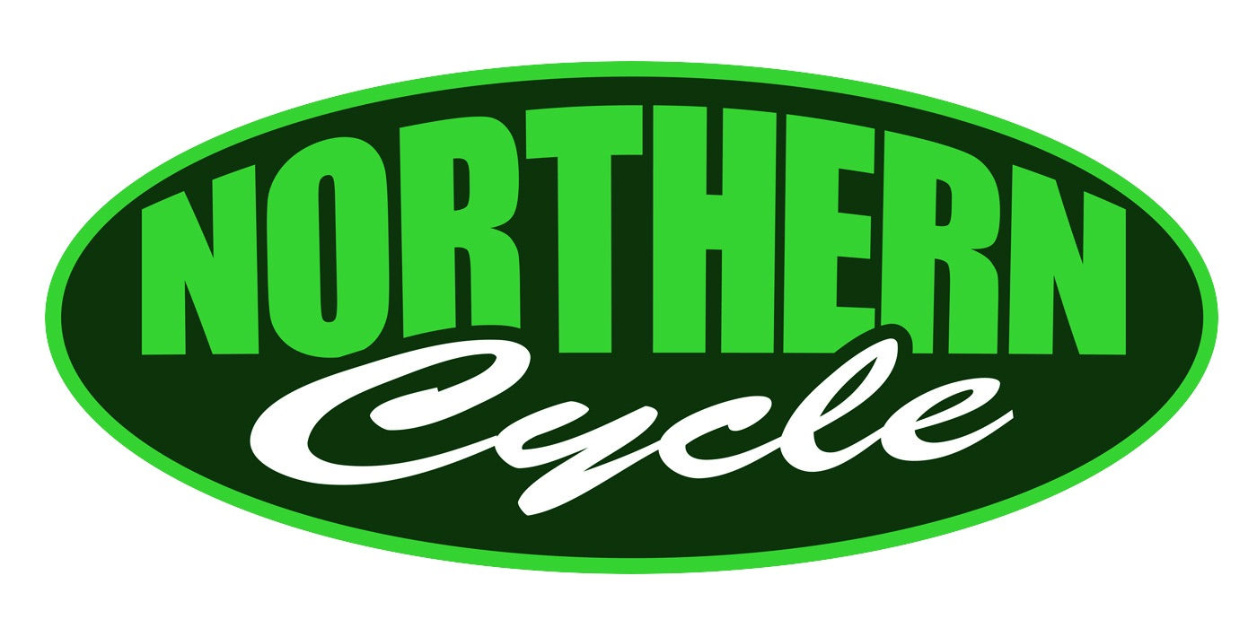 Northern Cycle Logo - Green
