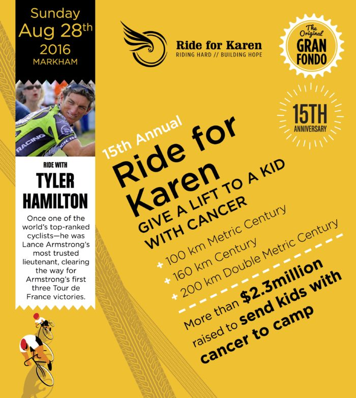 Ride For Karen